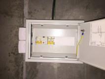 3 корпус: электрощиток