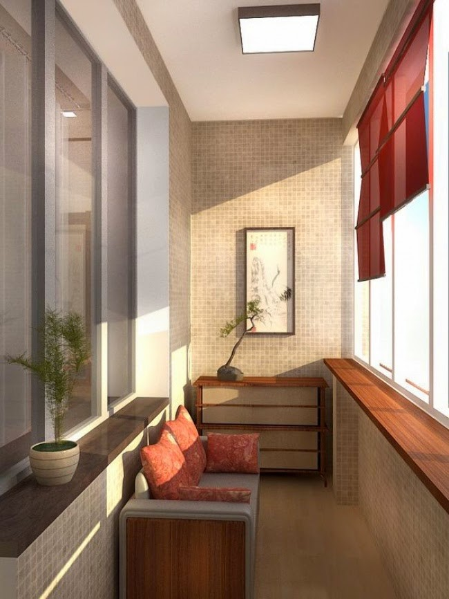 Отделка балконов фото дизайн фото
