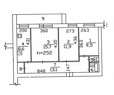 Из технического плана БТИ - balkon-vhodit-v-obshhuyu-ploshhad.jpg