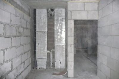 Осмотр квартиры тип2 во втором корпусе - P1090217.JPG
