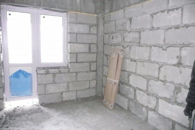 Осмотр квартиры тип2 во втором корпусе - P1090218.JPG