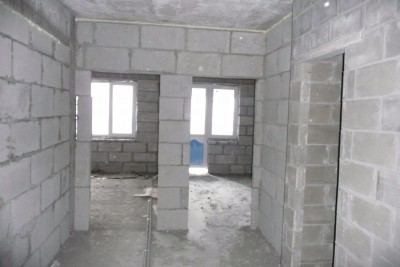 Осмотр квартиры тип2 во втором корпусе - P1090247.JPG