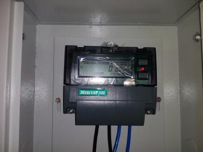 Электрический счетчик Меркурий  - IMG_20151111_161529.jpg