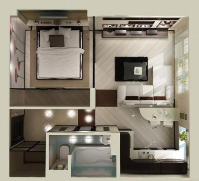Идеи для дизайна квартир - 1Tg-HgVKQdU.jpg