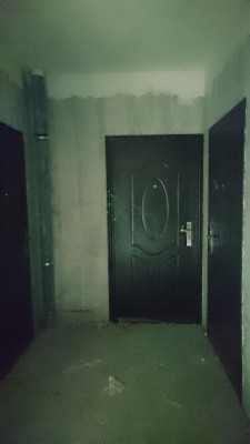 двери установлены, стены не готовы - DSC_1430.JPG