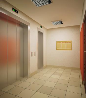 Коридор и лифты - img_16473_1600x1200.jpg