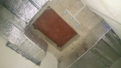 потолок 12 этаж у лифтов - DSC_1676.JPG