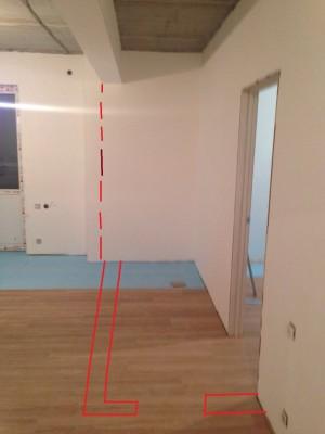 Если бы не снес стену, то вход в комнату был бы таким, но и кухня была бы очень маленькой. - 97a11b5a-5c3d-4b6d-83e5-e8a9b2b48065.jpg