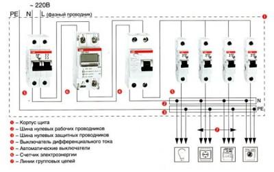 Электрика в квартире. Планы, ГОСТы, Проекты - re_n.jpg