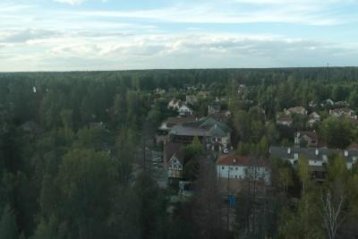 Вид на коттеджный поселок - SAM_3320.JPG