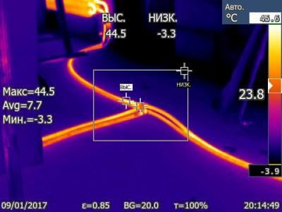Баловство. Разводка труб отопления по полу - Баловство. Разводка труб отопления по полу IR000286.jpg