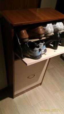 Продам прихожую с обувницей - P_20170122_205254_1_p.jpg