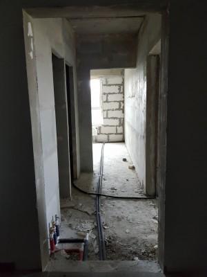 Вход в двушку 56.55 кв.м., угловая - 20170903_171115.jpg