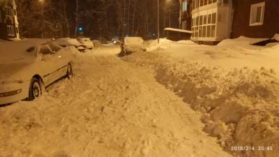 Все дружно на чистку снега  - IMG_20180204_204510.jpg