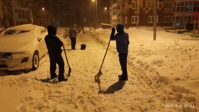 Все дружно на чистку снега  - IMG_20180204_205226.jpg