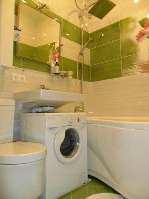 Идеи для дизайна квартир - Маленькая ванная.jpg