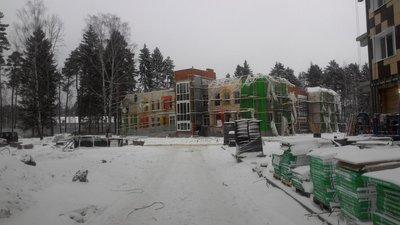 Ход строительства детского сада - Детский сад.jpg