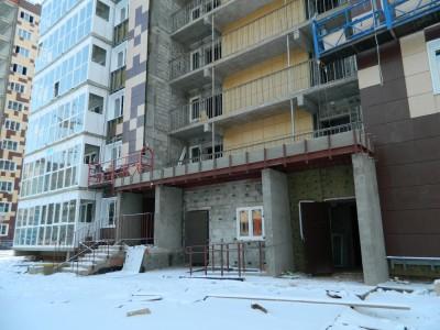 Ход строительства первого корпуса - DSCN2153.JPG