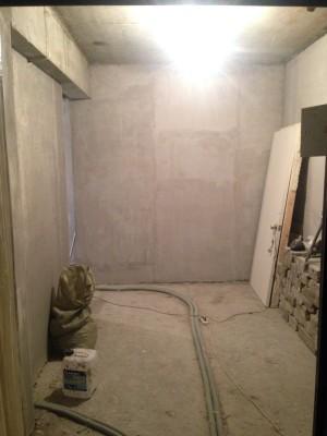 Закончили первый коридор - image.jpeg